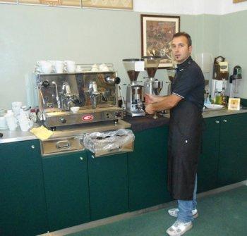 Corsi di caffetteria Gourmet