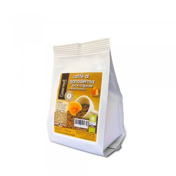 Bevanda al Ganoderma lucidum in capsule compatibili Nespresso