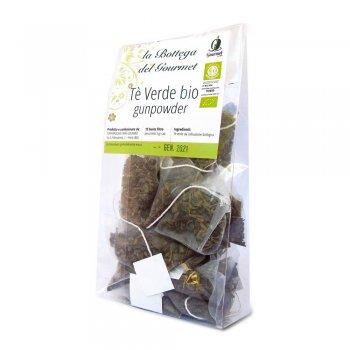 Tè Verde Bio Gunpowder